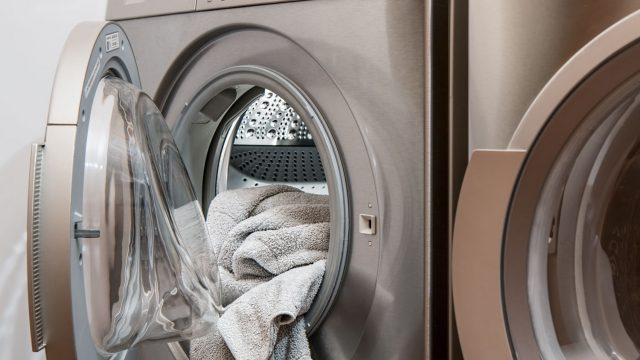Waschmaschinenbenutzung